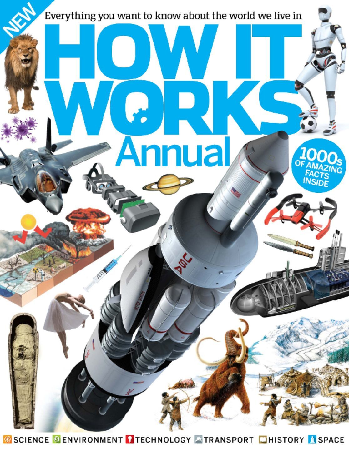 How It Works Annual Digital