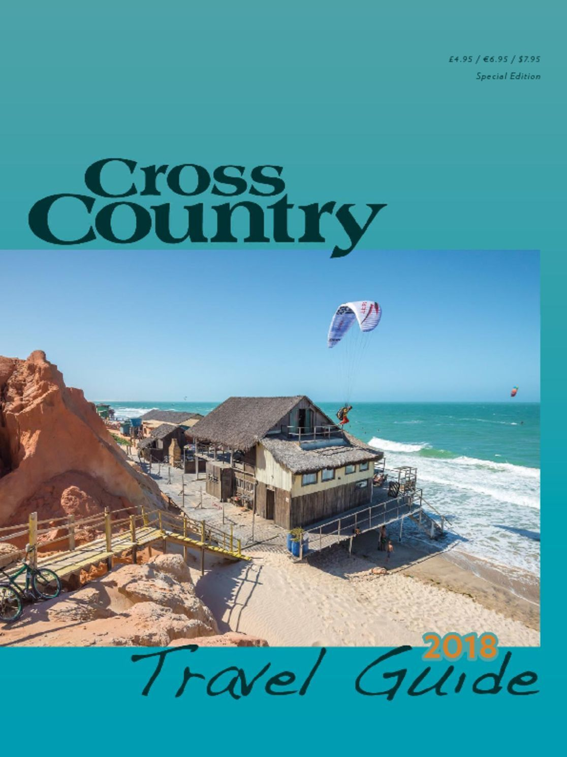 Cross Country Travel Guide Digital