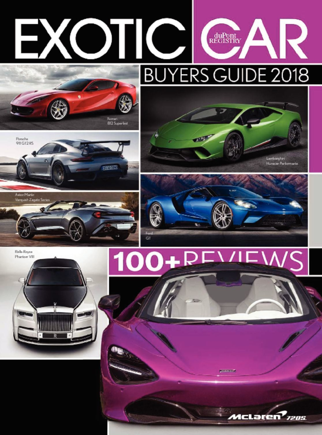 Exotic Car Buyers Guide Digital