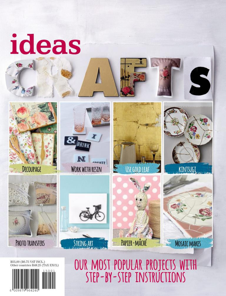 Craft Ideas Magazine Realizing Your Creative Potential