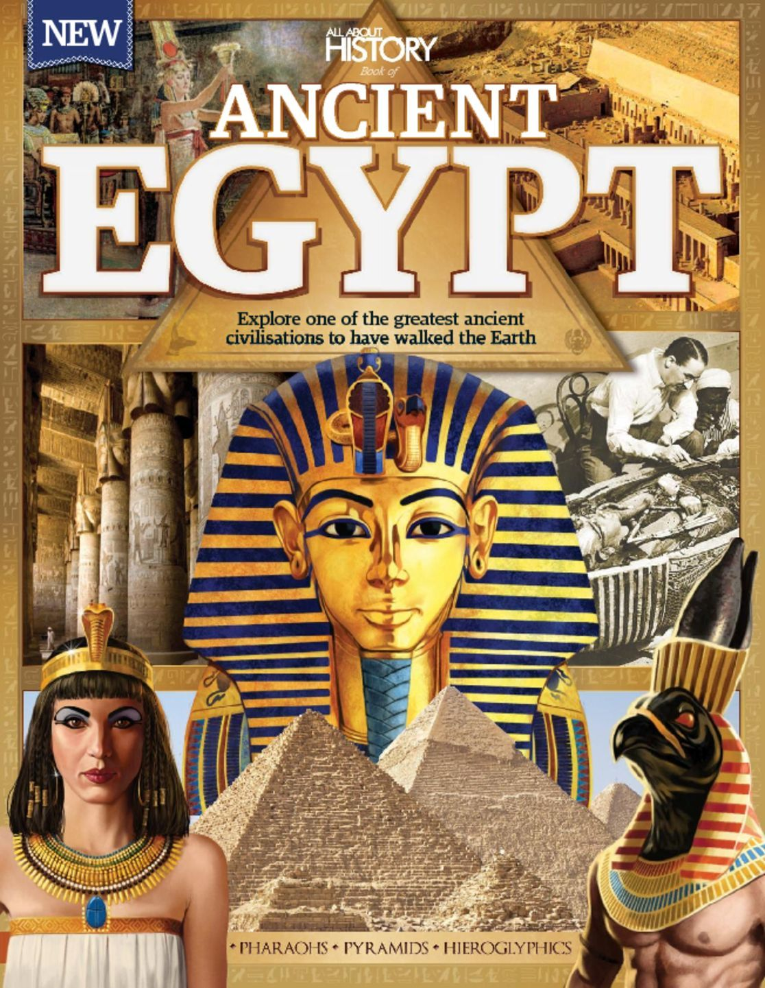 All About History Book Of Ancient Egypt Digital