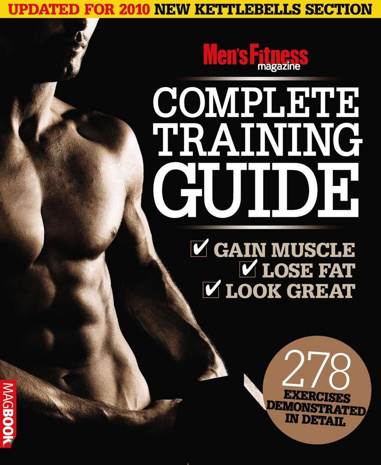Men's Fitness Complete Training Guide 2nd edition (Digital)