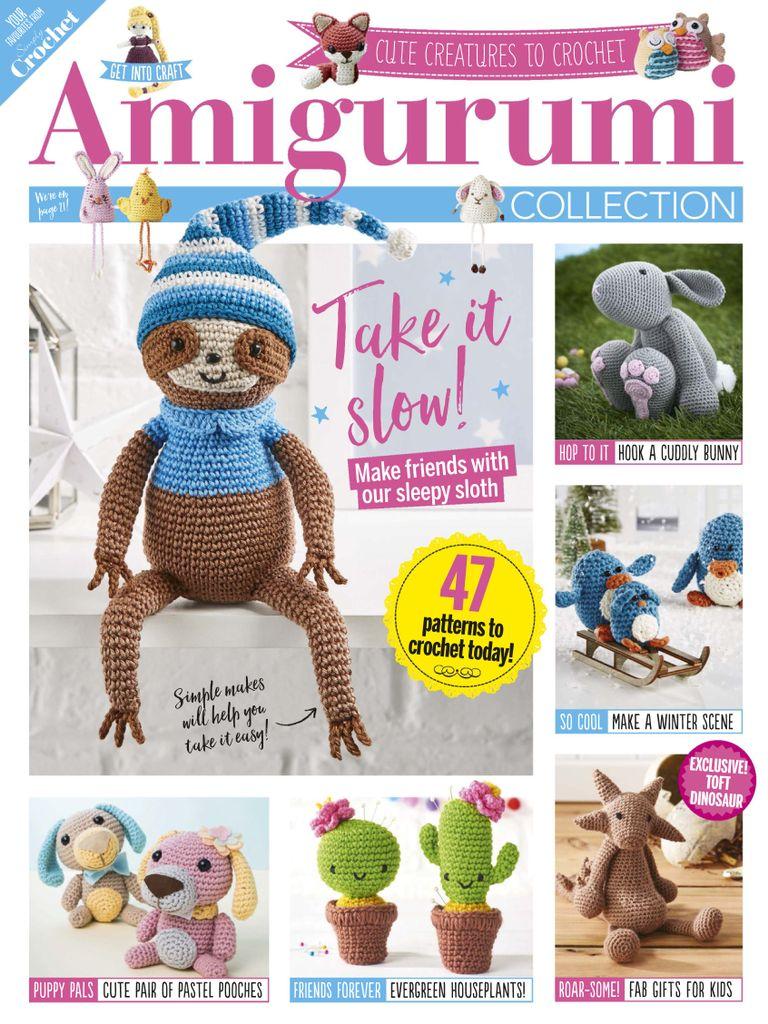 Magazines Collection Fashion Nails 4 Et 5: Amigurumi Collection Magazine (Digital)