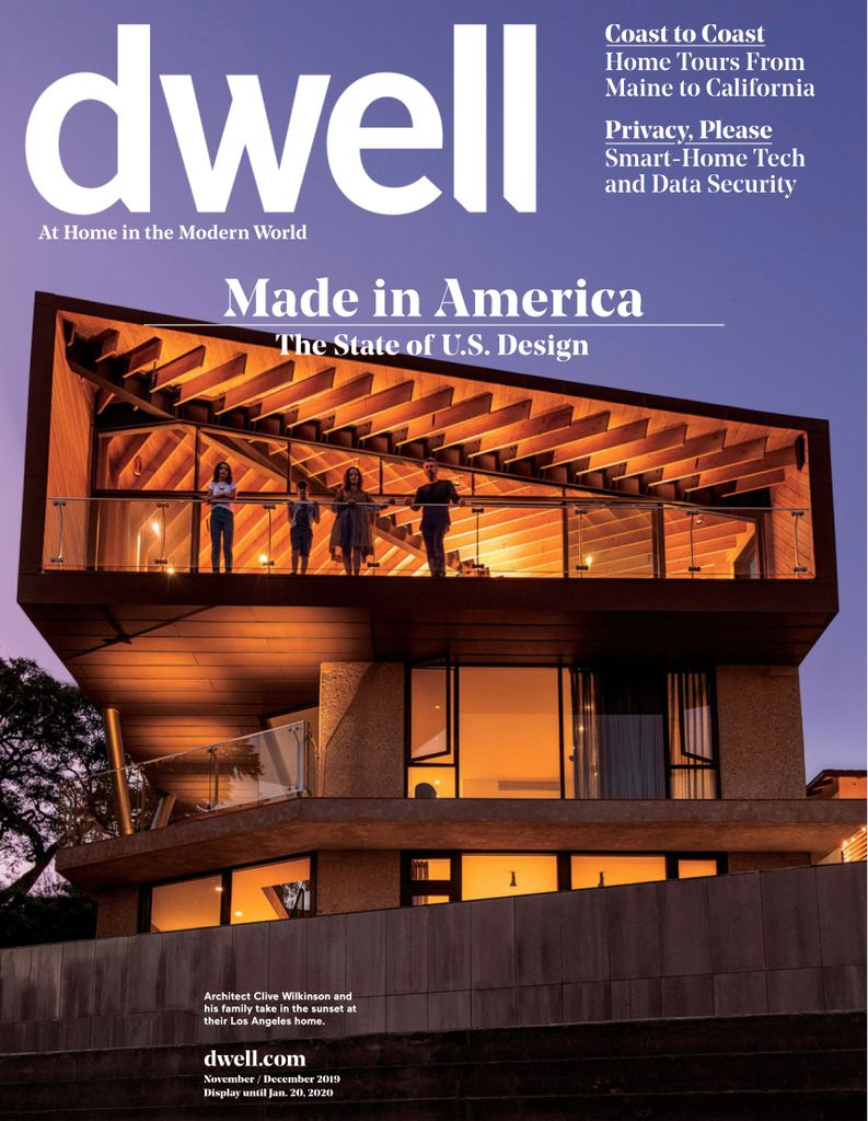 dwell magazine subscription discount
