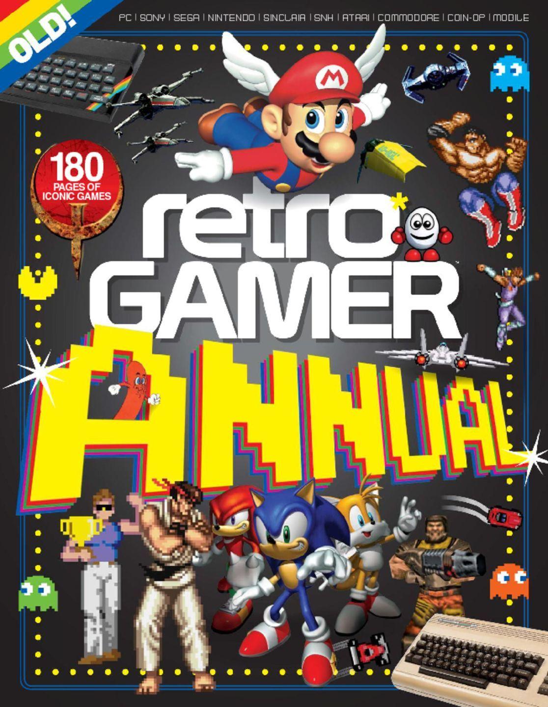 Retro Gamer Annual Volume 1 Digital