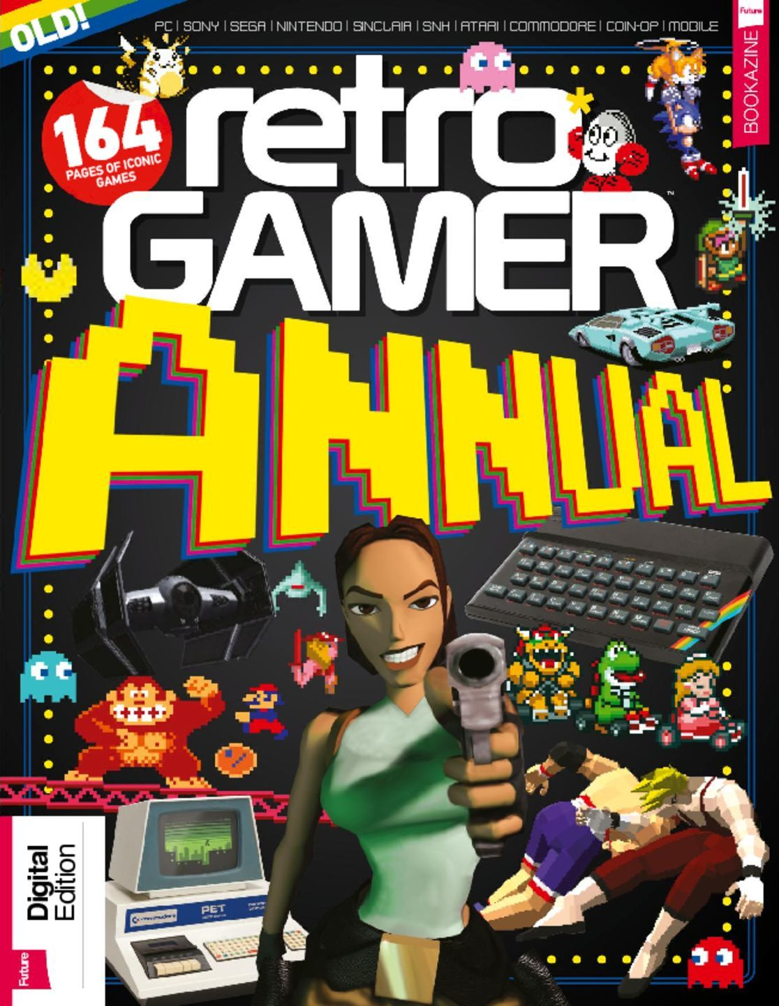 Images of Retro Gamer Magazine Subscription - #rock-cafe
