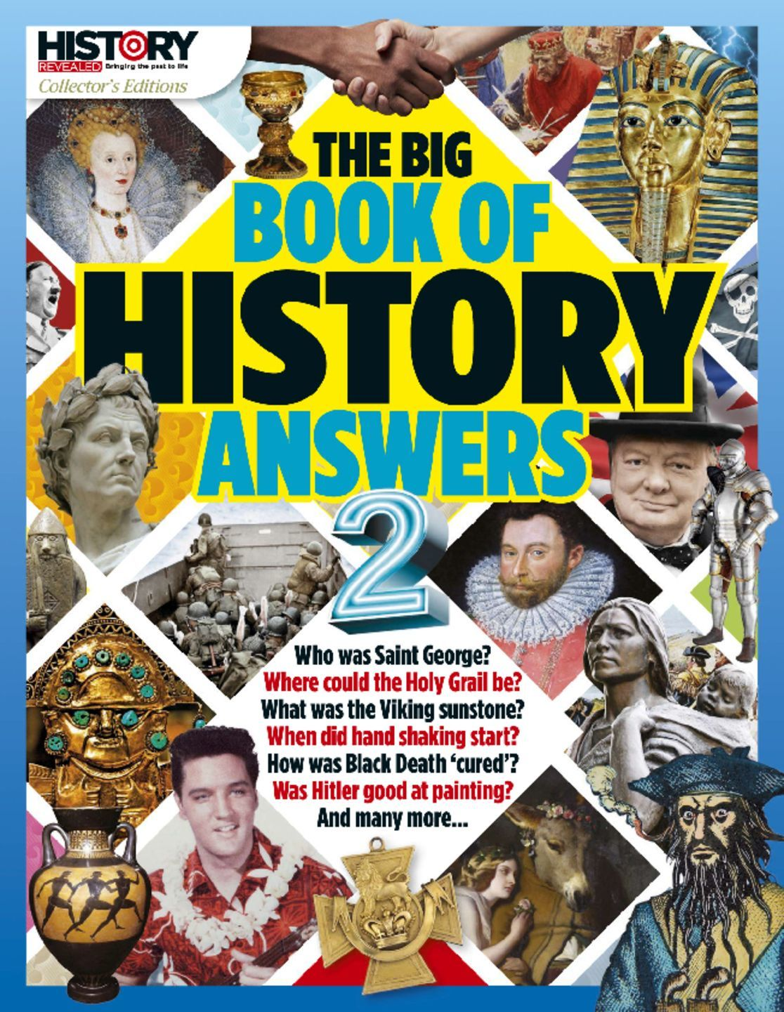 The Big Book of History Answers Digital