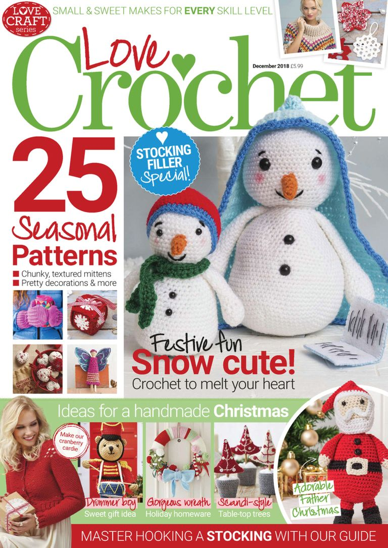 Love Crochet (Digital)