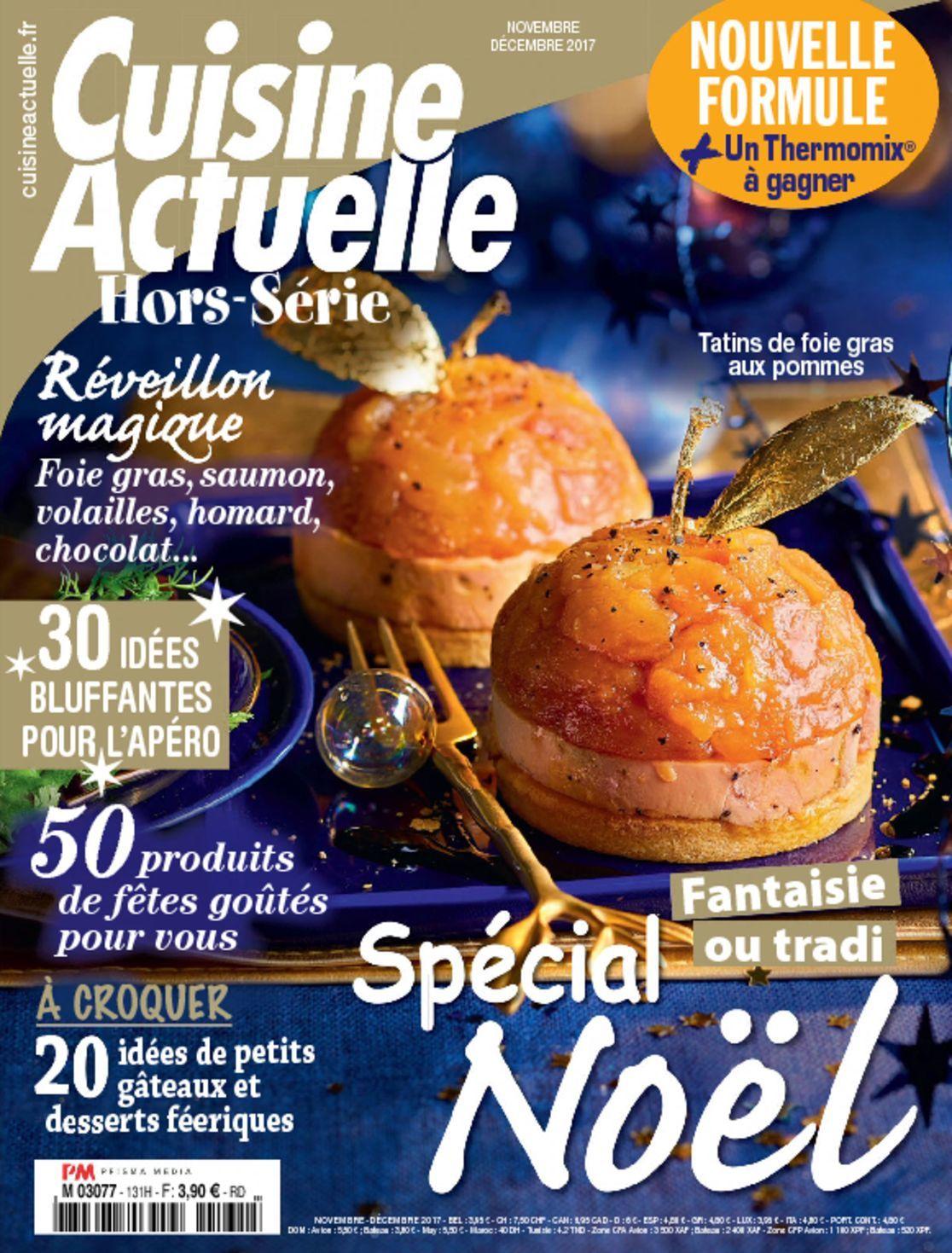 Cuisine actuelle hors s rie magazine digital for Cuisine actuelle