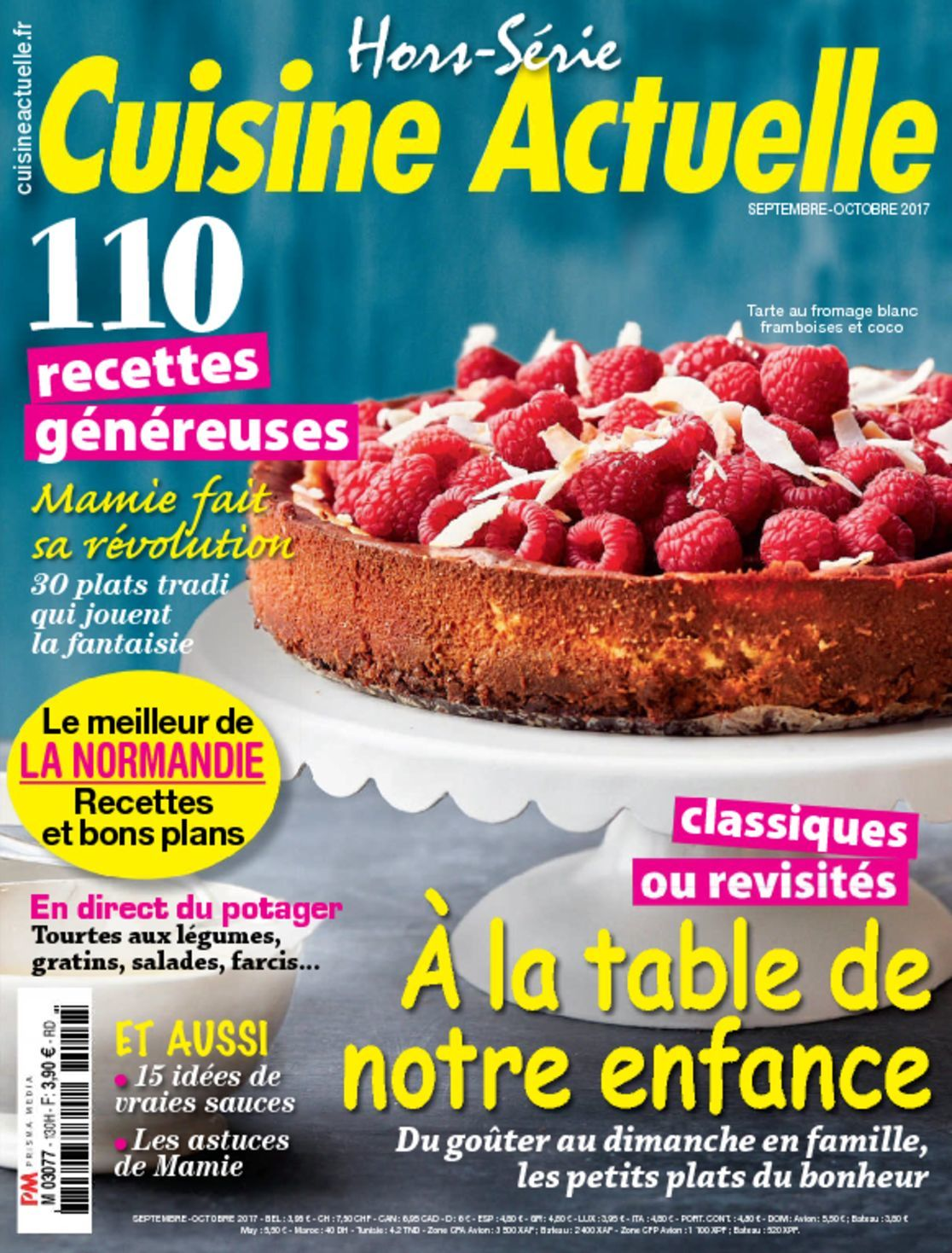 cuisine actuelle hors s rie magazine digital. Black Bedroom Furniture Sets. Home Design Ideas