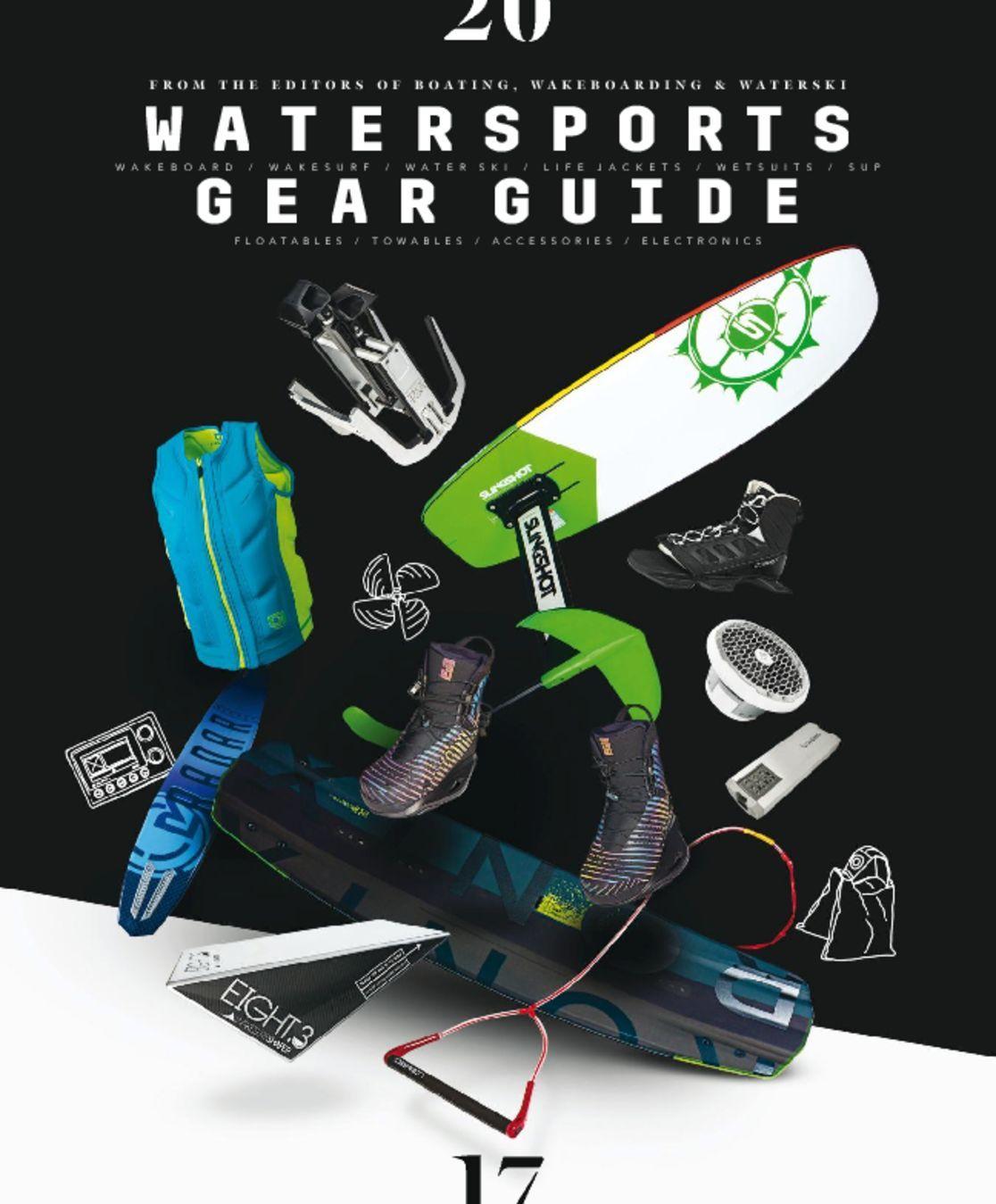 2015 Watersports Gear Guide Digital