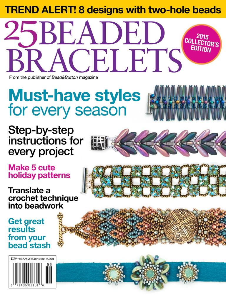 25 Beaded Bracelets Digital