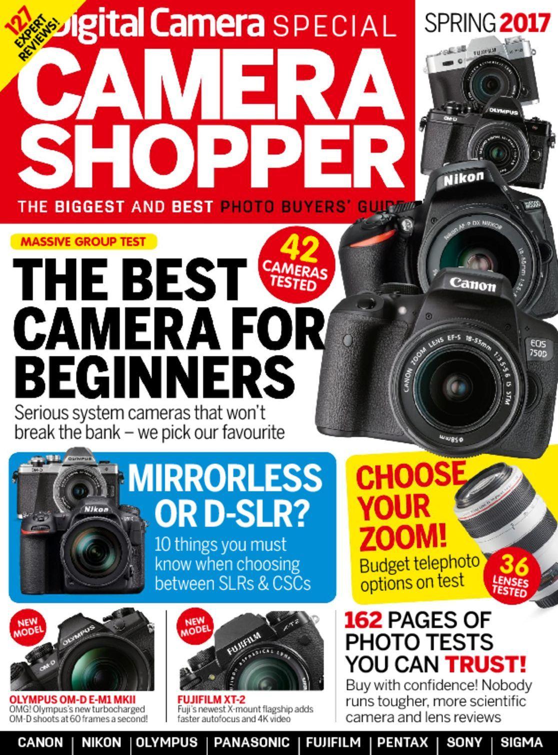 Camera Shopper Special Digital