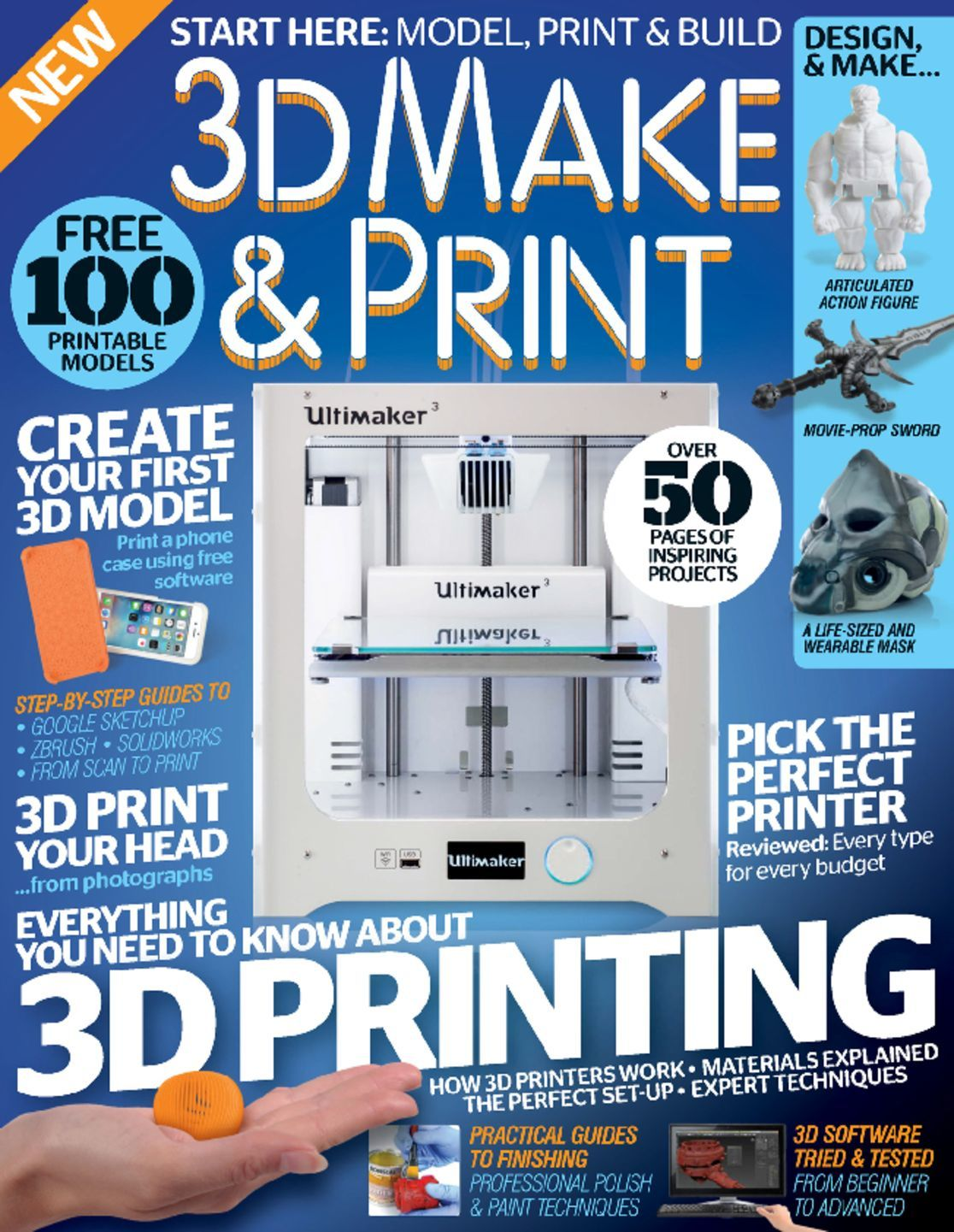 3D Make And Print Digital