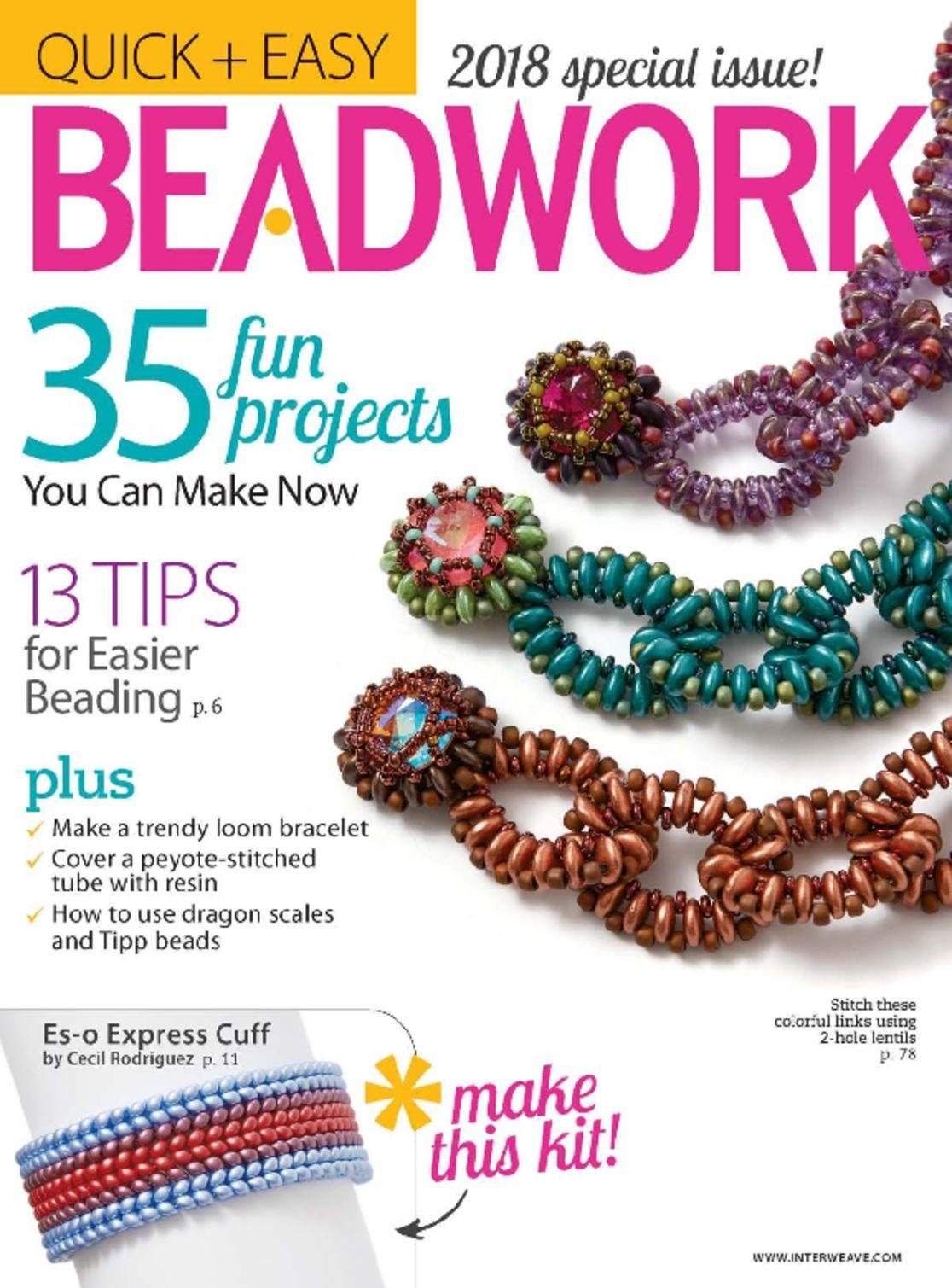 Quick Easy Beadwork Digital