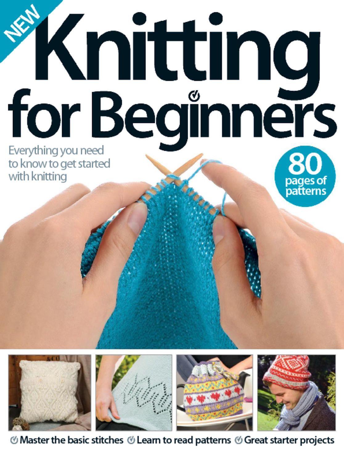 Knitting for Beginners Digital