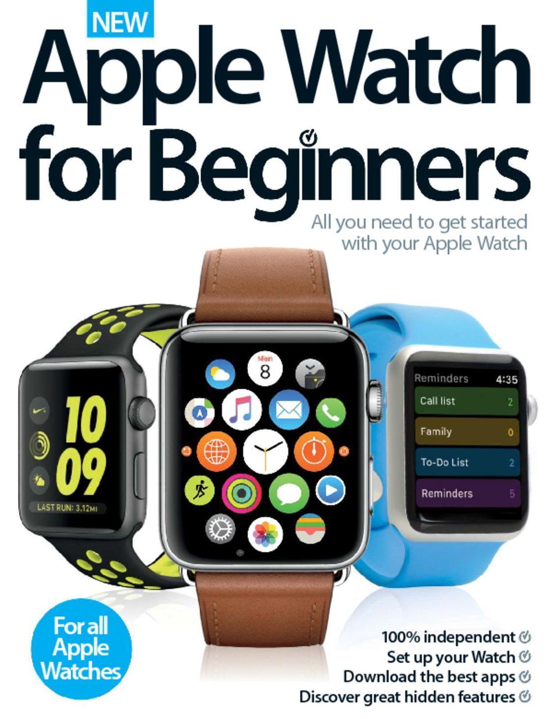 Apple Watch For Beginners Digital