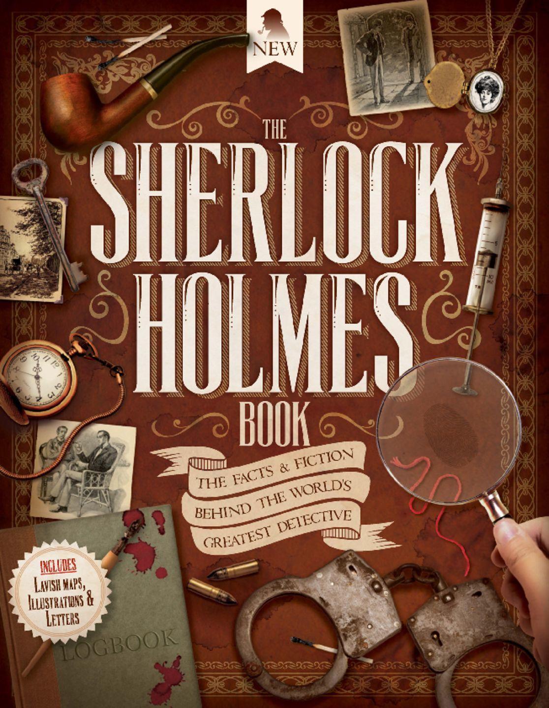The Sherlock Holmes Book (Digital)
