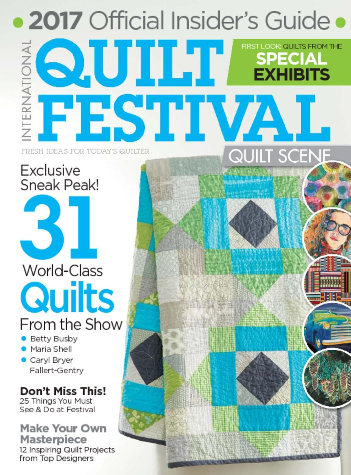 International Quilt Festival Quilt Scene Digital