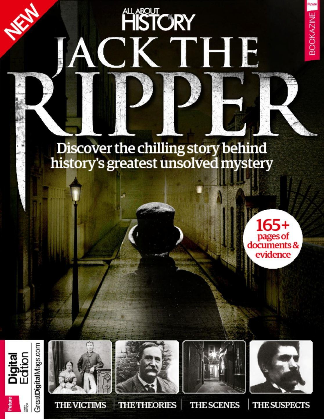 All About History Jack The Ripper Digital