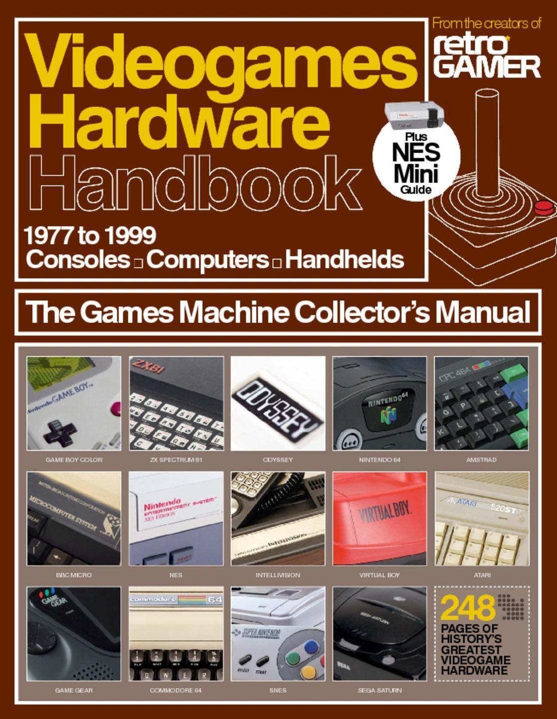 Videogames Hardware Handbook Digital