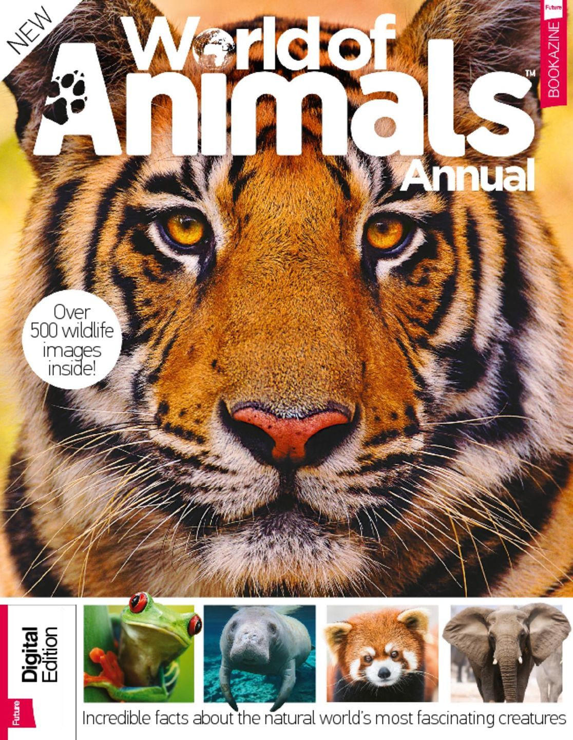 World of Animals Annual (Digital)