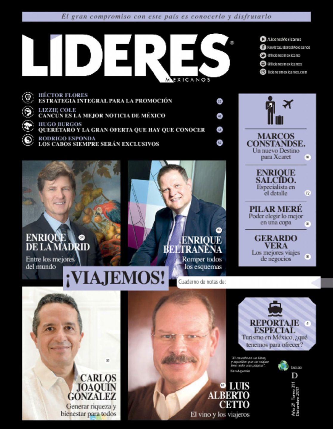 Líderes Mexicanos Special Editions Digital