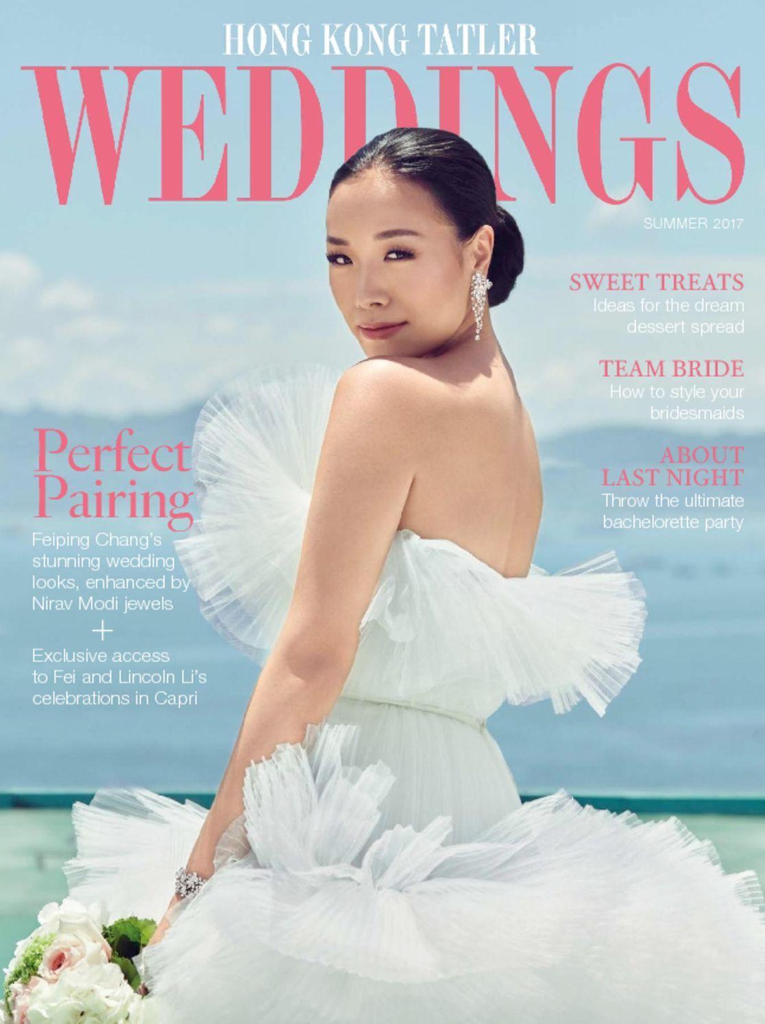Hong Kong Tatler Weddings (Digital)