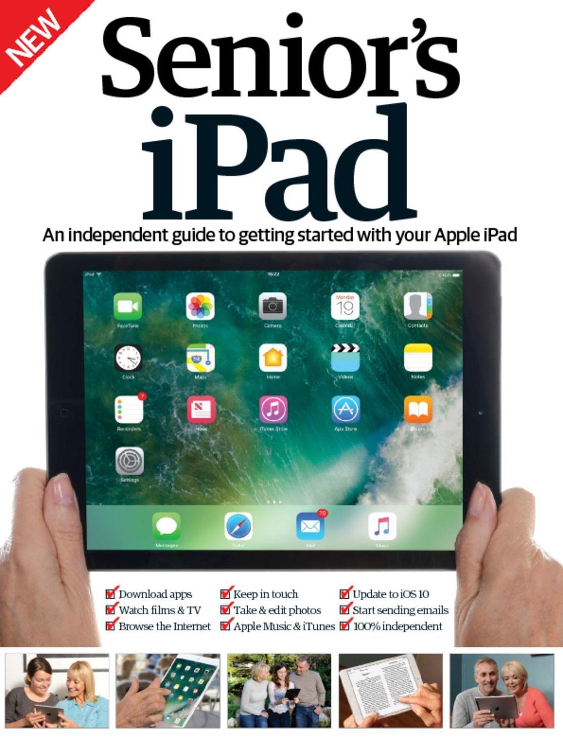 Senior's Edition: iPad (Digital)