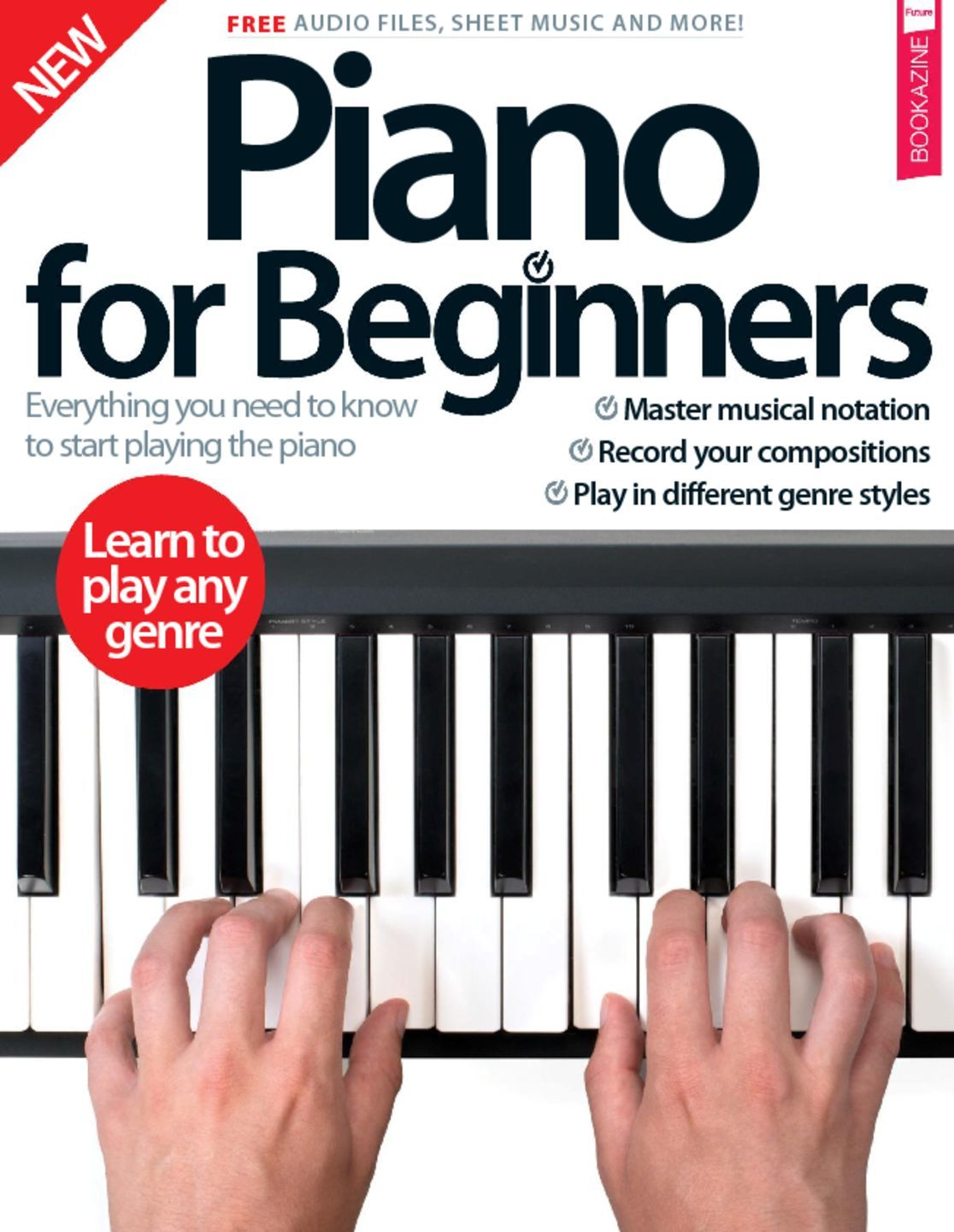 Piano For Beginners (Digital)