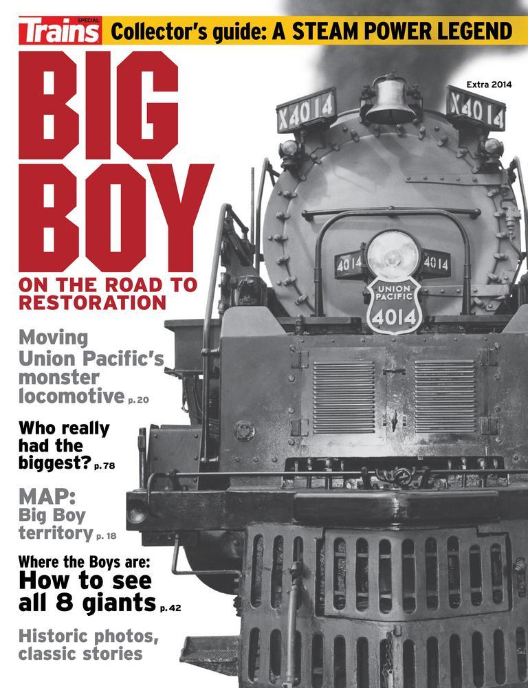 Big Boy On the Road to Restoration Digital