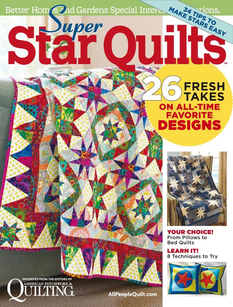 Super Star Quilts (Digital)