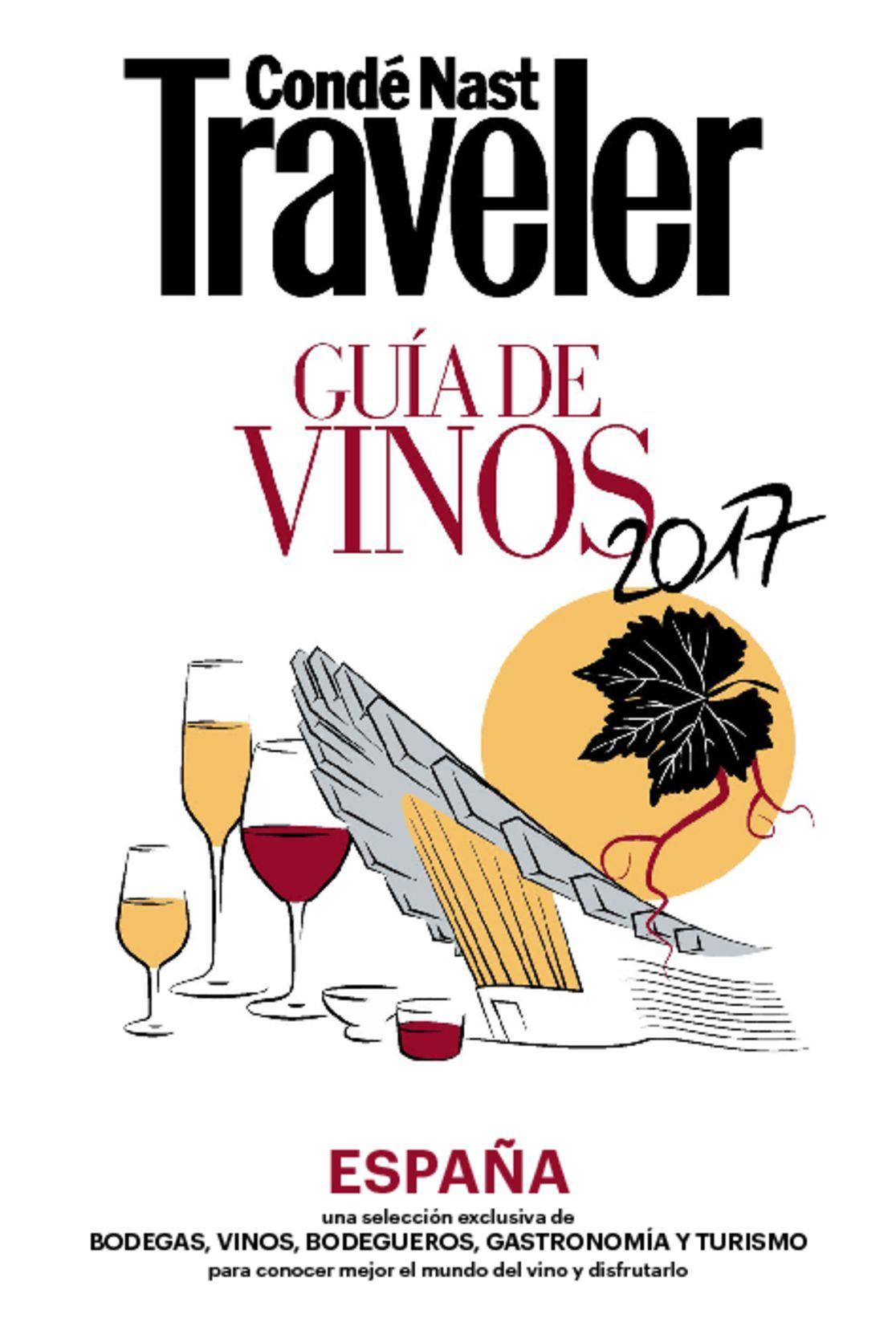 Condé Nast Traveler GUIA DE VINOS 2016 Digital