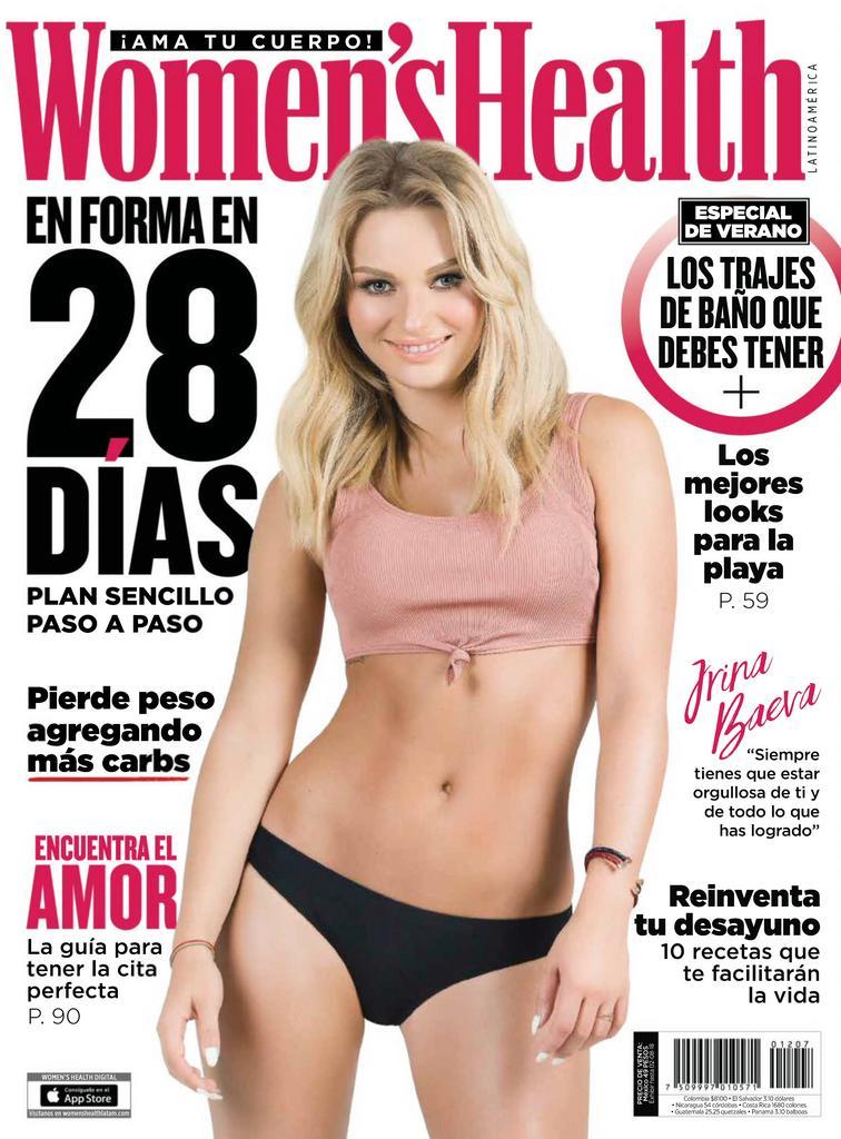 Womens Health Mexico Digital