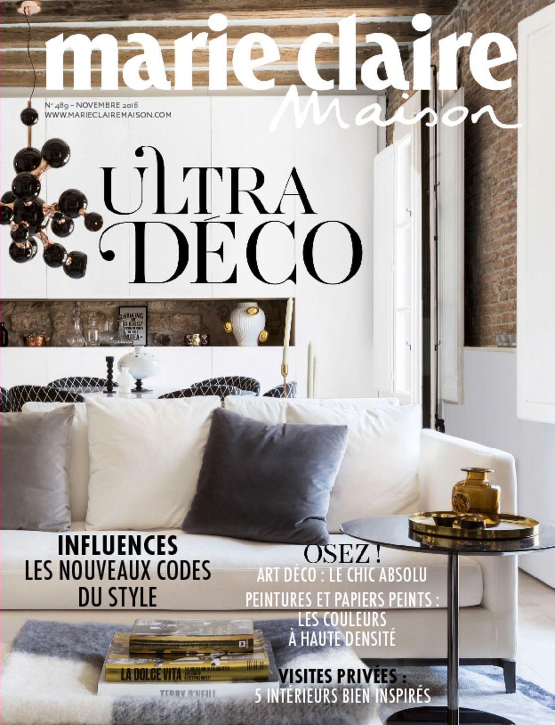 marie claire maison digital magazine. Black Bedroom Furniture Sets. Home Design Ideas