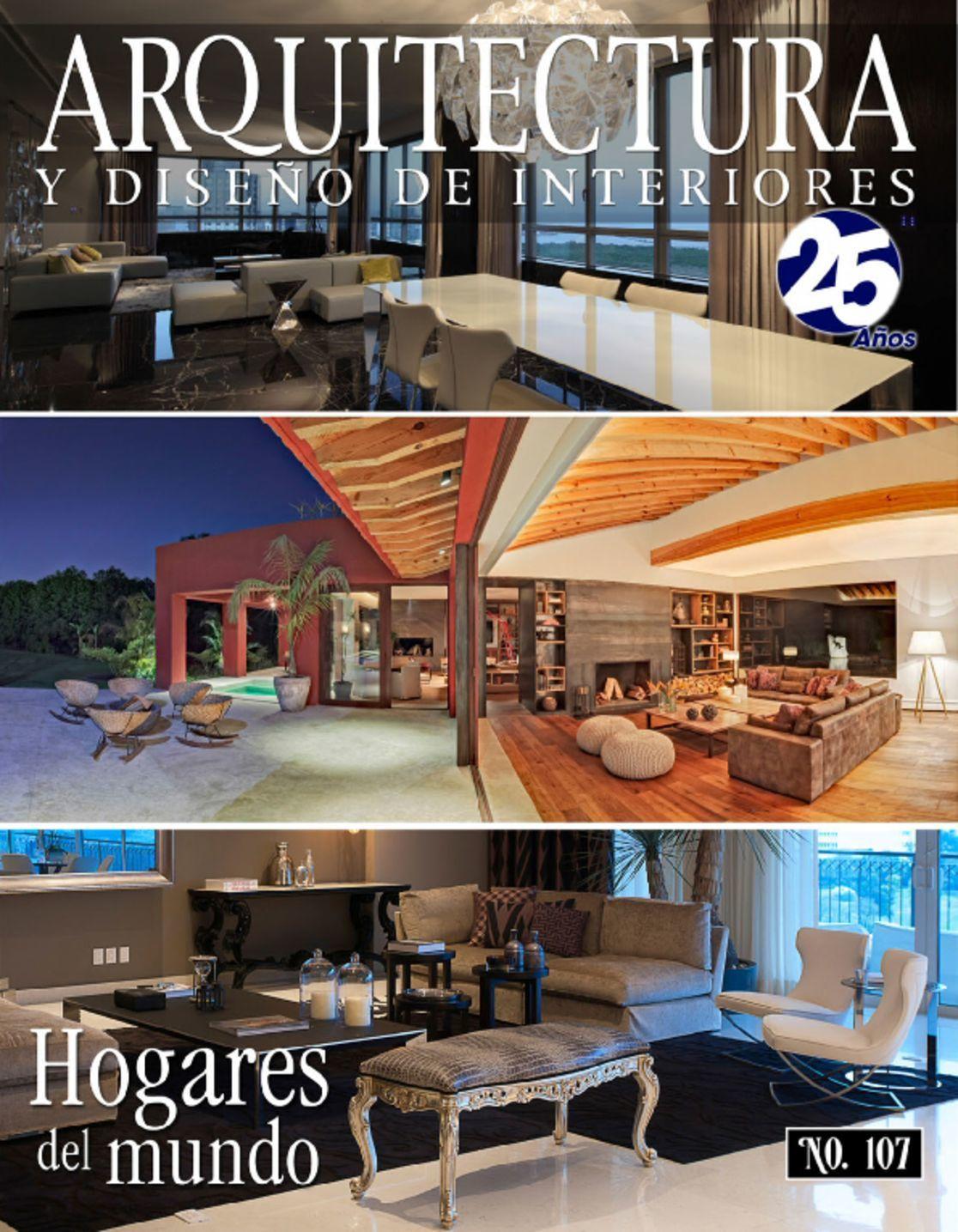 Arquitectura y dise o de interiores digital magazine for Arquitectura de interiores