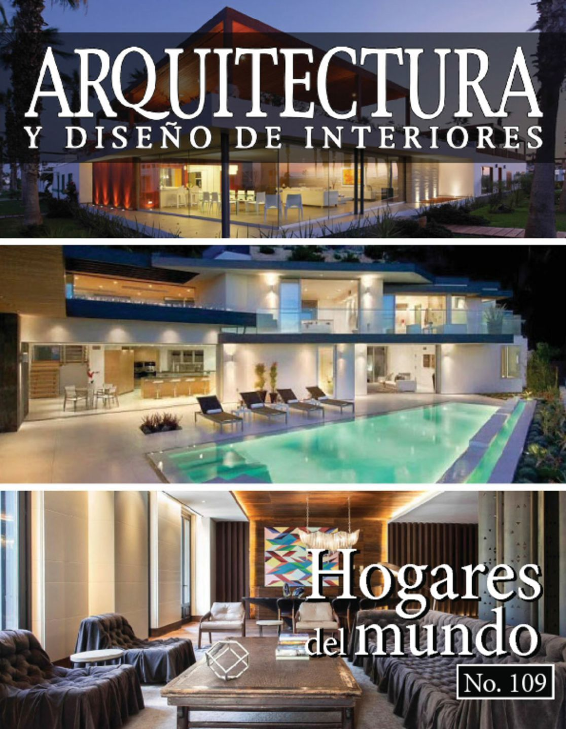 Arquitectura y dise o de interiores magazine digital for Interiores de diseño