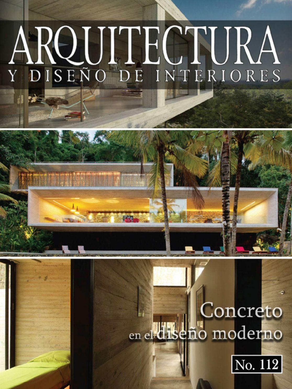 Arquitectura y dise o de interiores magazine digital - Diseno y arquitectura de interiores ...