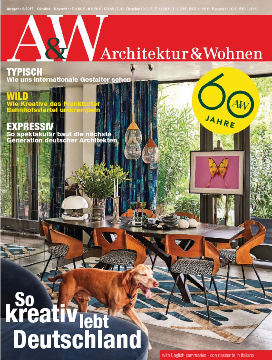 a w architektur wohnen magazine digital. Black Bedroom Furniture Sets. Home Design Ideas