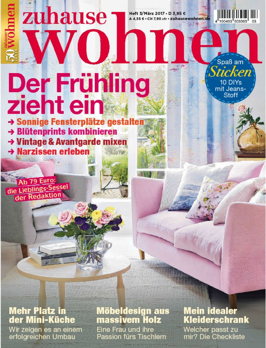 zuhause wohnen digital magazine. Black Bedroom Furniture Sets. Home Design Ideas
