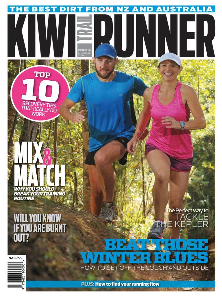 Kiwi Trail Runner Digital