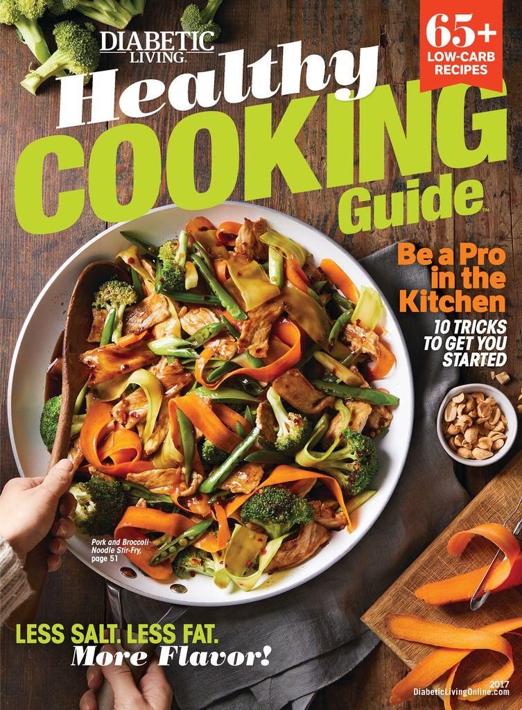 Diabetic Living Healthy Cooking Guide Digital