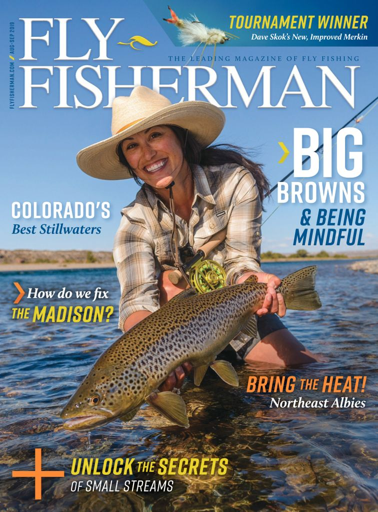 Fly Fisherman (Digital)