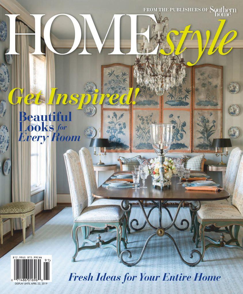 Home Magazine: Southern Home Magazine (Digital)