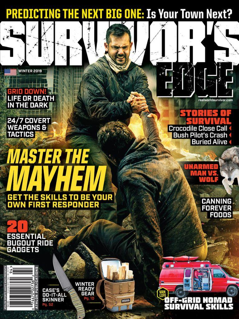 Survivor's Edge (Digital)