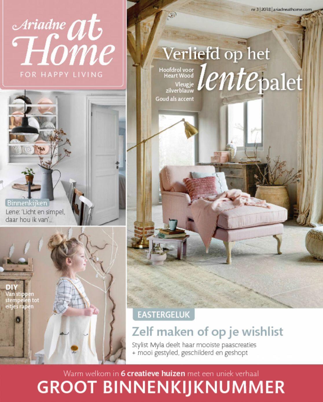 Ariadne at home magazine digital for Abonnement ariadne at home