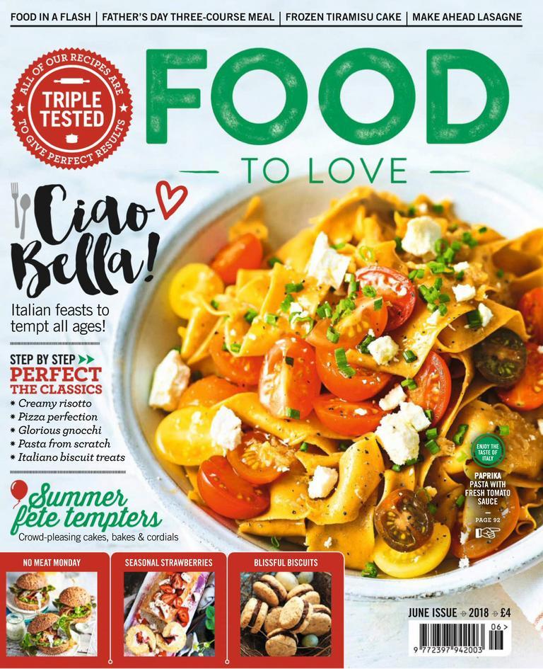 Food To Love Digital