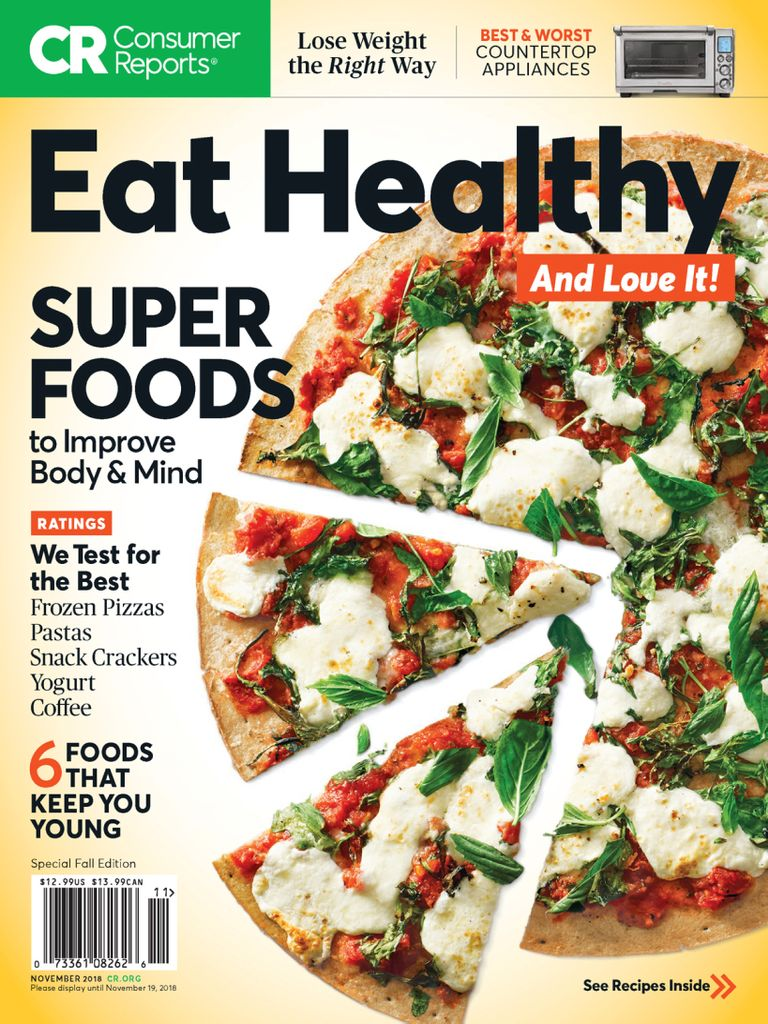 How to Eat Healthy and Love it Too Digital