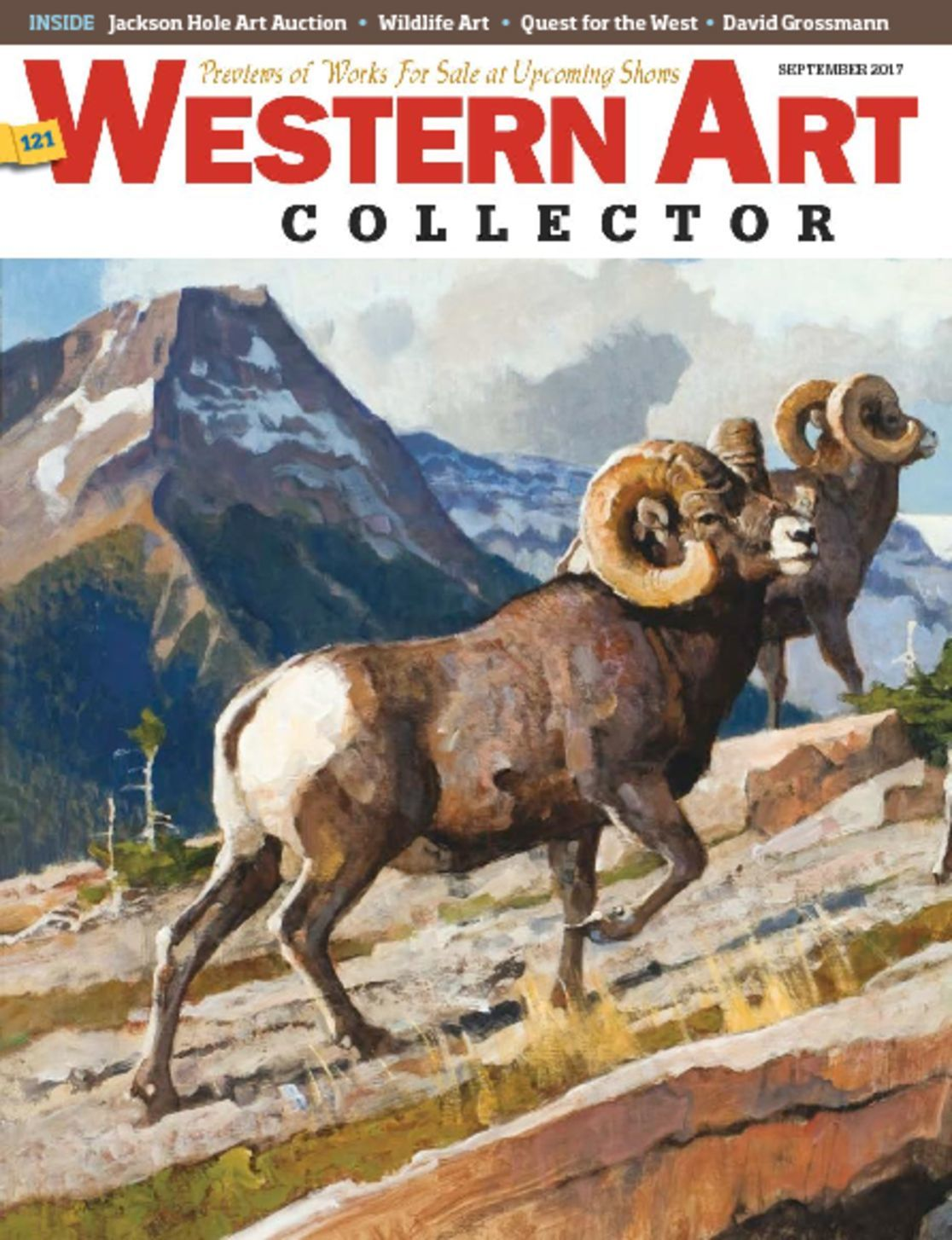 Western Art Collector (Digital)