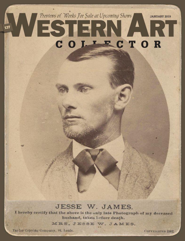 Western Art Collector Digital